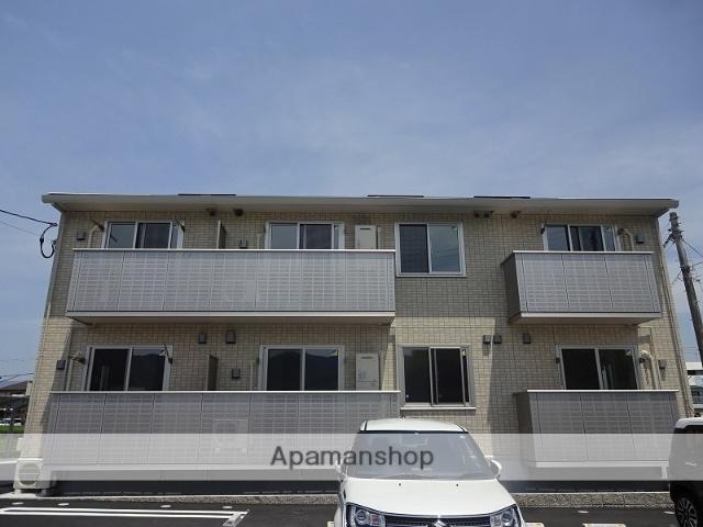 高知県高知市、上町四丁目駅徒歩19分の新築 2階建の賃貸アパート