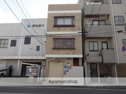 高知県高知市、枡形駅徒歩7分の築33年 3階建の賃貸マンション