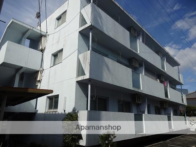 高知県高知市、円行寺口駅徒歩6分の築23年 3階建の賃貸マンション