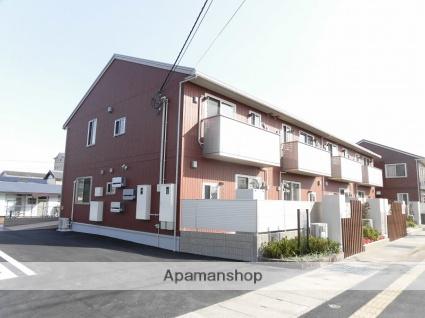 高知県南国市、後免西町駅徒歩7分の新築 2階建の賃貸アパート