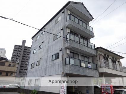 高知県高知市、枡形駅徒歩4分の築26年 4階建の賃貸アパート