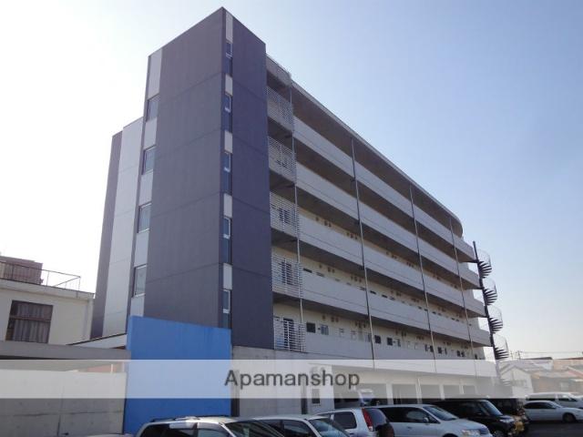 高知県高知市、旭駅徒歩1分の築12年 6階建の賃貸マンション