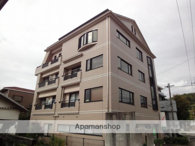 高知県高知市、入明駅徒歩11分の築22年 5階建の賃貸マンション