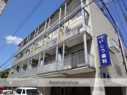 高知県高知市、入明駅徒歩15分の築19年 4階建の賃貸アパート