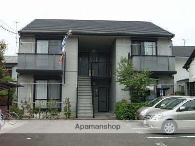 高知県高知市、旭駅徒歩6分の築17年 2階建の賃貸アパート