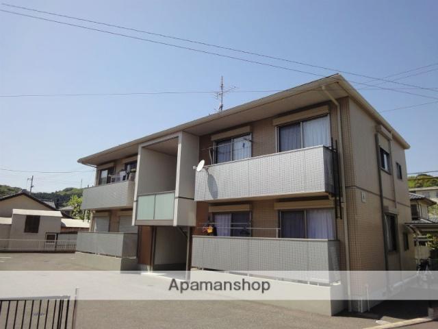 高知県高知市、朝倉駅徒歩12分の築9年 2階建の賃貸アパート