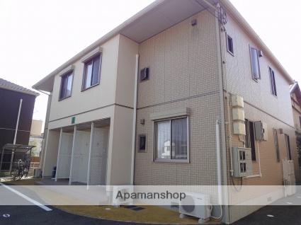 高知県高知市、知寄町駅徒歩17分の築10年 2階建の賃貸アパート