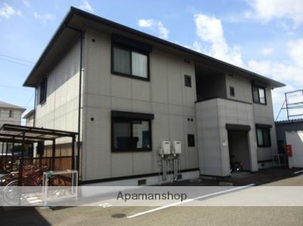 高知県高知市、薊野駅徒歩19分の築15年 2階建の賃貸アパート