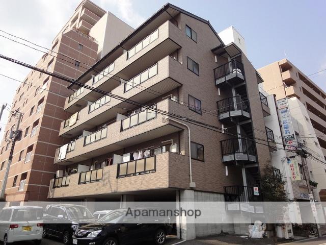 高知県高知市、菜園場町駅徒歩4分の築16年 5階建の賃貸アパート
