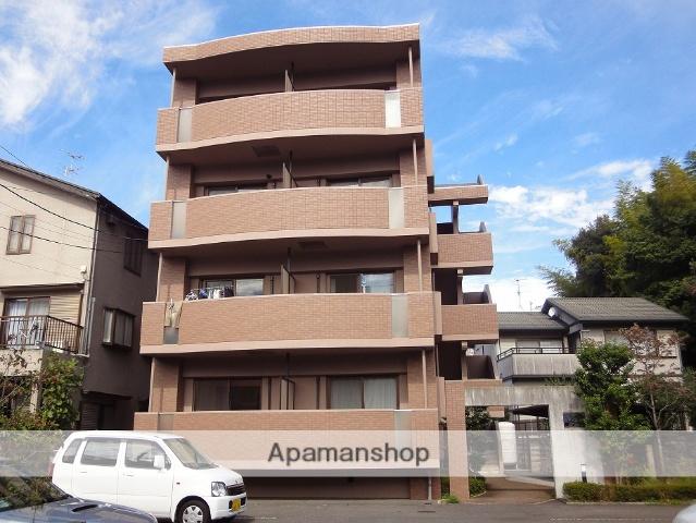 高知県高知市、上町四丁目駅徒歩10分の築15年 4階建の賃貸マンション