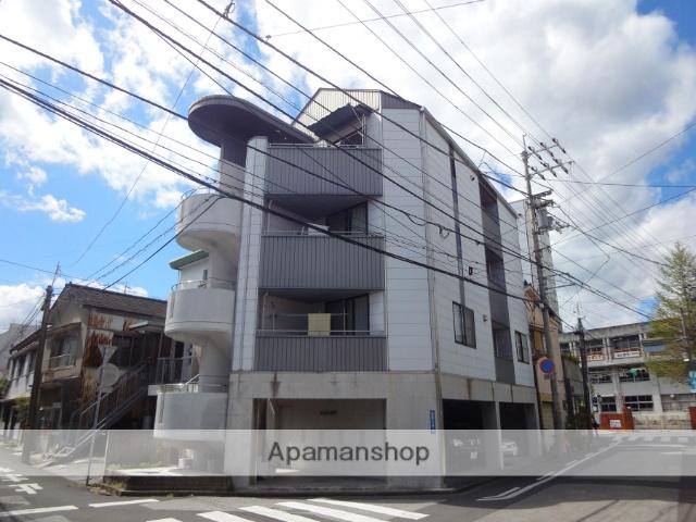 高知県高知市、高知駅徒歩9分の築24年 4階建の賃貸アパート
