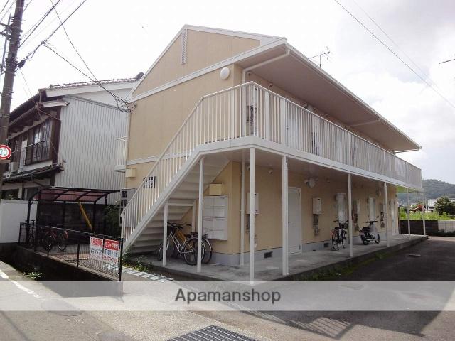 高知県高知市、曙町東町駅徒歩11分の築16年 2階建の賃貸アパート