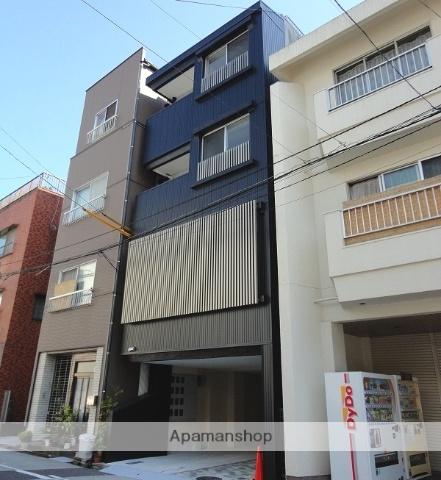高知県高知市、高知駅前駅徒歩6分の築37年 5階建の賃貸アパート