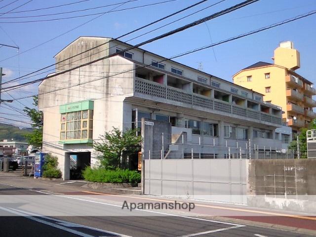 高知県高知市、高知駅徒歩15分の築19年 3階建の賃貸アパート