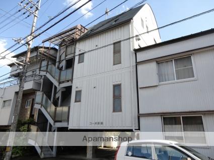 高知県高知市、入明駅徒歩12分の築27年 4階建の賃貸アパート