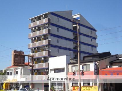 高知県高知市、上町二丁目駅徒歩3分の築14年 8階建の賃貸マンション