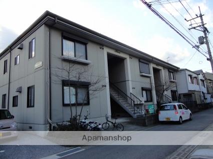 高知県高知市、桟橋通三丁目駅徒歩12分の築16年 2階建の賃貸アパート