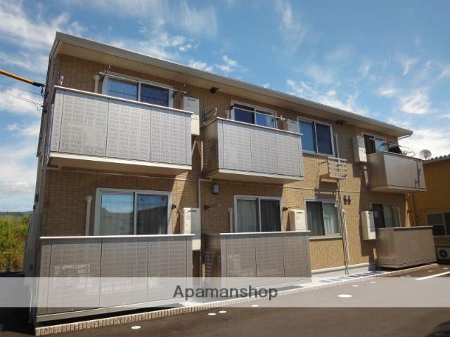 高知県高知市、田辺島通駅徒歩4分の築4年 2階建の賃貸アパート