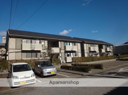 高知県高知市、桟橋通一丁目駅徒歩7分の築20年 2階建の賃貸アパート
