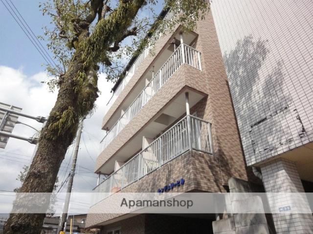 高知県高知市、入明駅徒歩4分の築15年 4階建の賃貸マンション