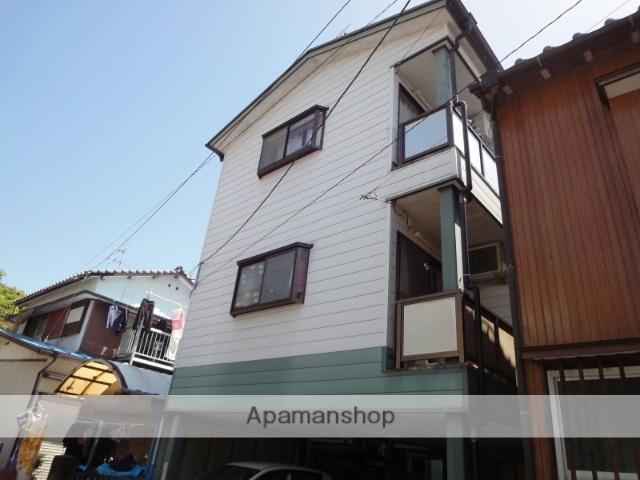 高知県高知市、円行寺口駅徒歩17分の築16年 3階建の賃貸アパート