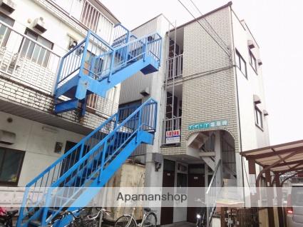 高知県高知市、梅の辻駅徒歩11分の築29年 3階建の賃貸マンション