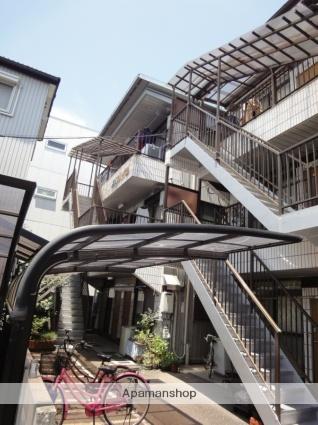 高知県高知市、高知駅徒歩19分の築31年 3階建の賃貸マンション