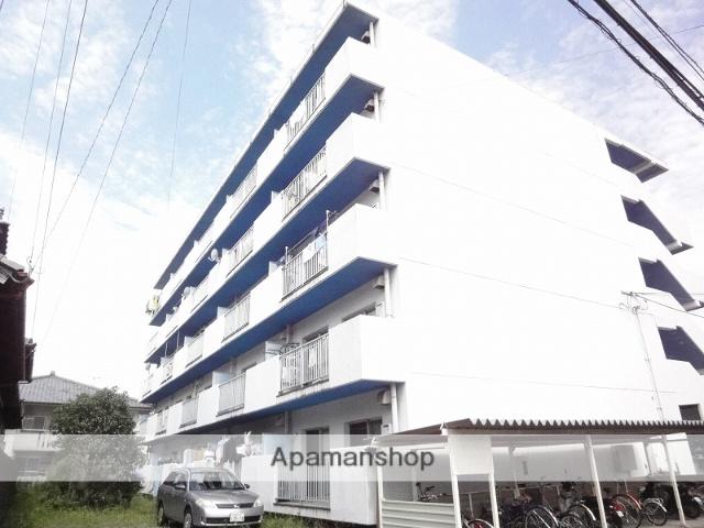 高知県高知市、鴨部駅徒歩19分の築29年 5階建の賃貸マンション