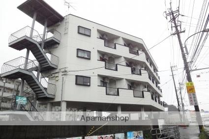 高知県高知市、朝倉駅徒歩4分の築19年 4階建の賃貸マンション