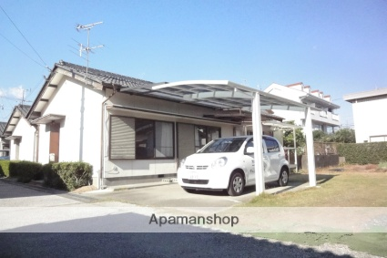 高知県高知市、桟橋通二丁目駅徒歩14分の築36年 1階建の賃貸一戸建て