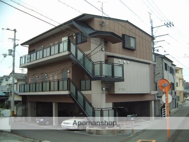 高知県高知市、薊野駅徒歩18分の築16年 3階建の賃貸マンション