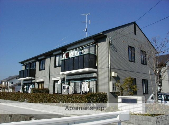 高知県南国市、東工業前駅徒歩4分の築20年 2階建の賃貸アパート