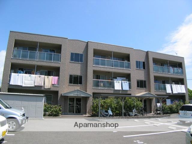 高知県高知市、高須駅徒歩11分の築15年 3階建の賃貸マンション