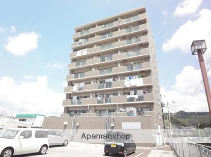 高知県高知市、円行寺口駅徒歩20分の築20年 9階建の賃貸マンション