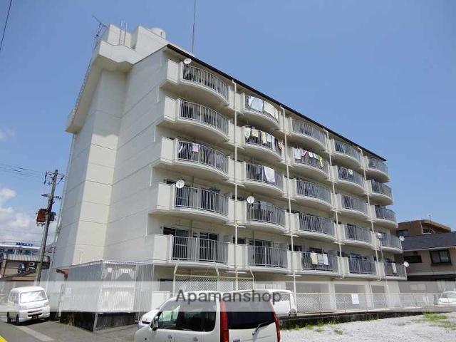 高知県高知市、高須駅徒歩7分の築29年 6階建の賃貸マンション