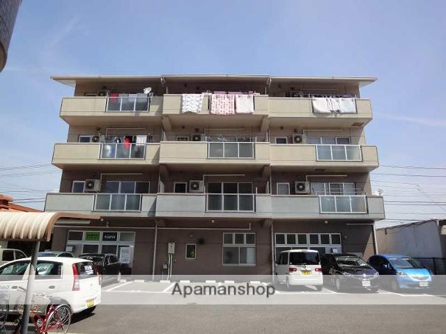 高知県高知市、文珠通駅徒歩7分の築14年 4階建の賃貸マンション