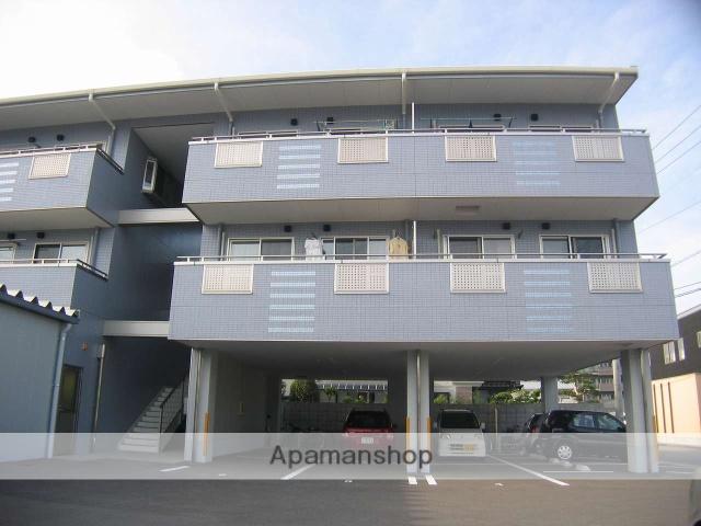 高知県高知市、知寄町二丁目駅徒歩17分の築12年 3階建の賃貸マンション