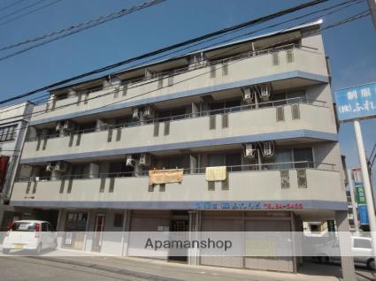 高知県高知市、東新木駅徒歩7分の築20年 4階建の賃貸マンション
