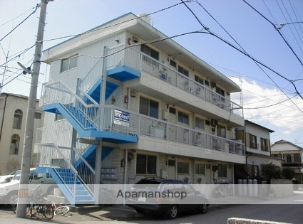 高知県高知市、新木駅徒歩5分の築26年 3階建の賃貸マンション