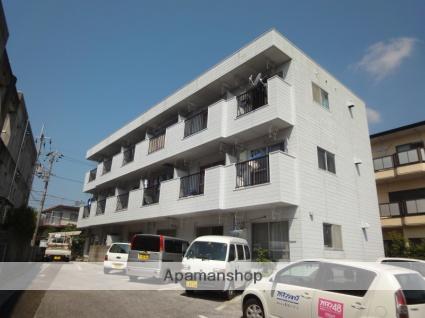 高知県高知市、田辺島通駅徒歩10分の築25年 3階建の賃貸マンション