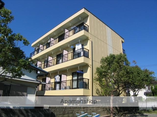 高知県高知市、鹿児駅徒歩15分の築20年 4階建の賃貸マンション