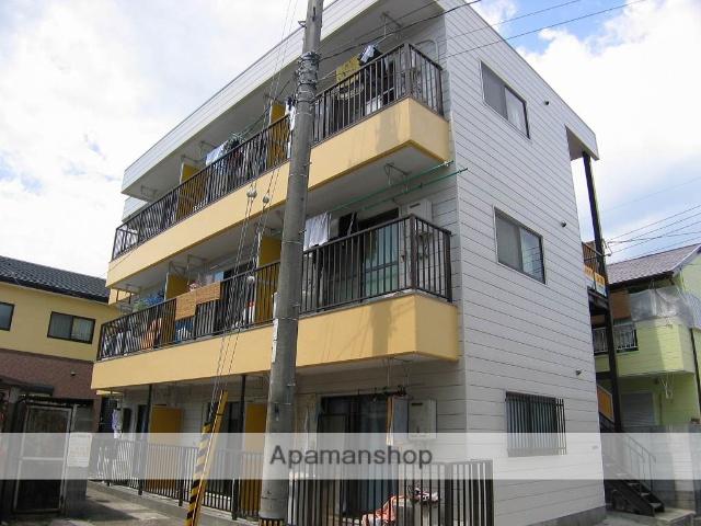 高知県高知市、知寄町三丁目駅徒歩5分の築27年 3階建の賃貸マンション