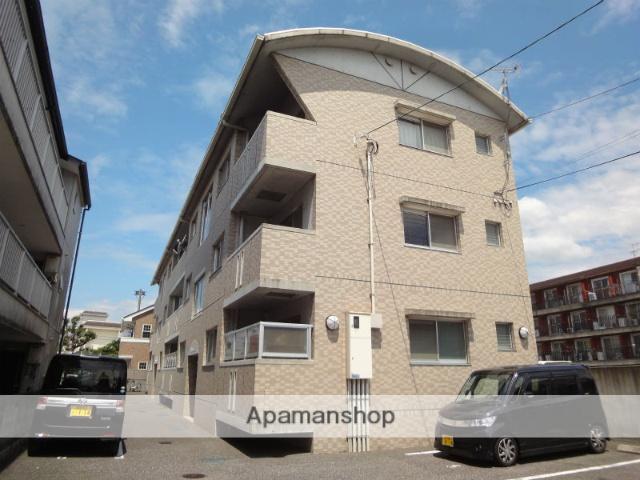 高知県高知市、知寄町駅徒歩4分の築12年 3階建の賃貸マンション