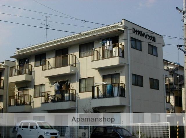 高知県高知市、北浦駅徒歩10分の築30年 3階建の賃貸マンション