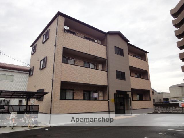 高知県高知市、高須駅徒歩5分の築11年 3階建の賃貸マンション