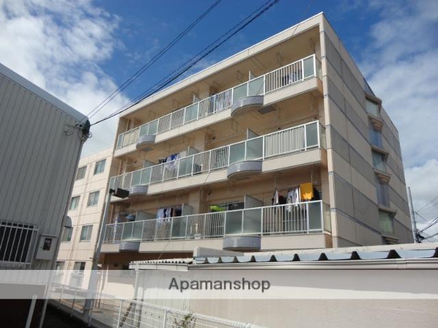 高知県高知市、舟戸駅徒歩7分の築25年 4階建の賃貸マンション