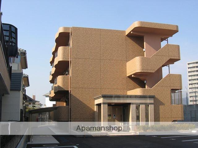 高知県高知市、舟戸駅徒歩4分の築10年 3階建の賃貸マンション