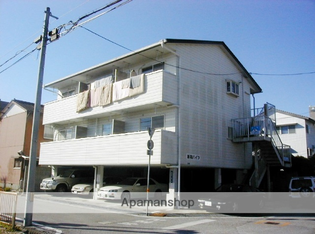 高知県高知市、高須駅徒歩3分の築28年 3階建の賃貸マンション