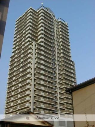 高知県高知市、宝永町駅徒歩6分の築24年 32階建の賃貸マンション