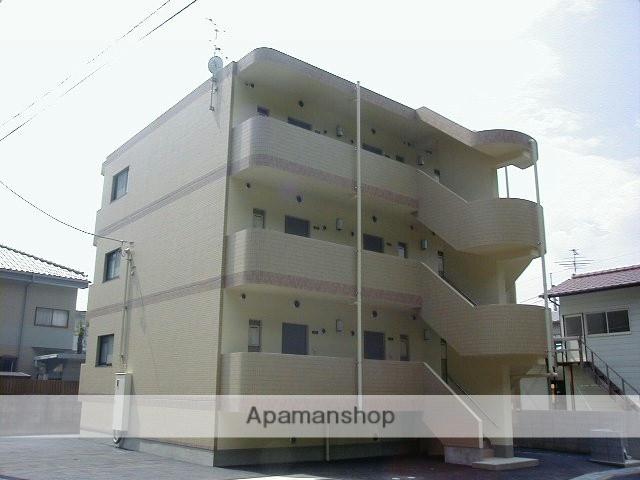 高知県高知市、北浦駅徒歩18分の築15年 3階建の賃貸マンション